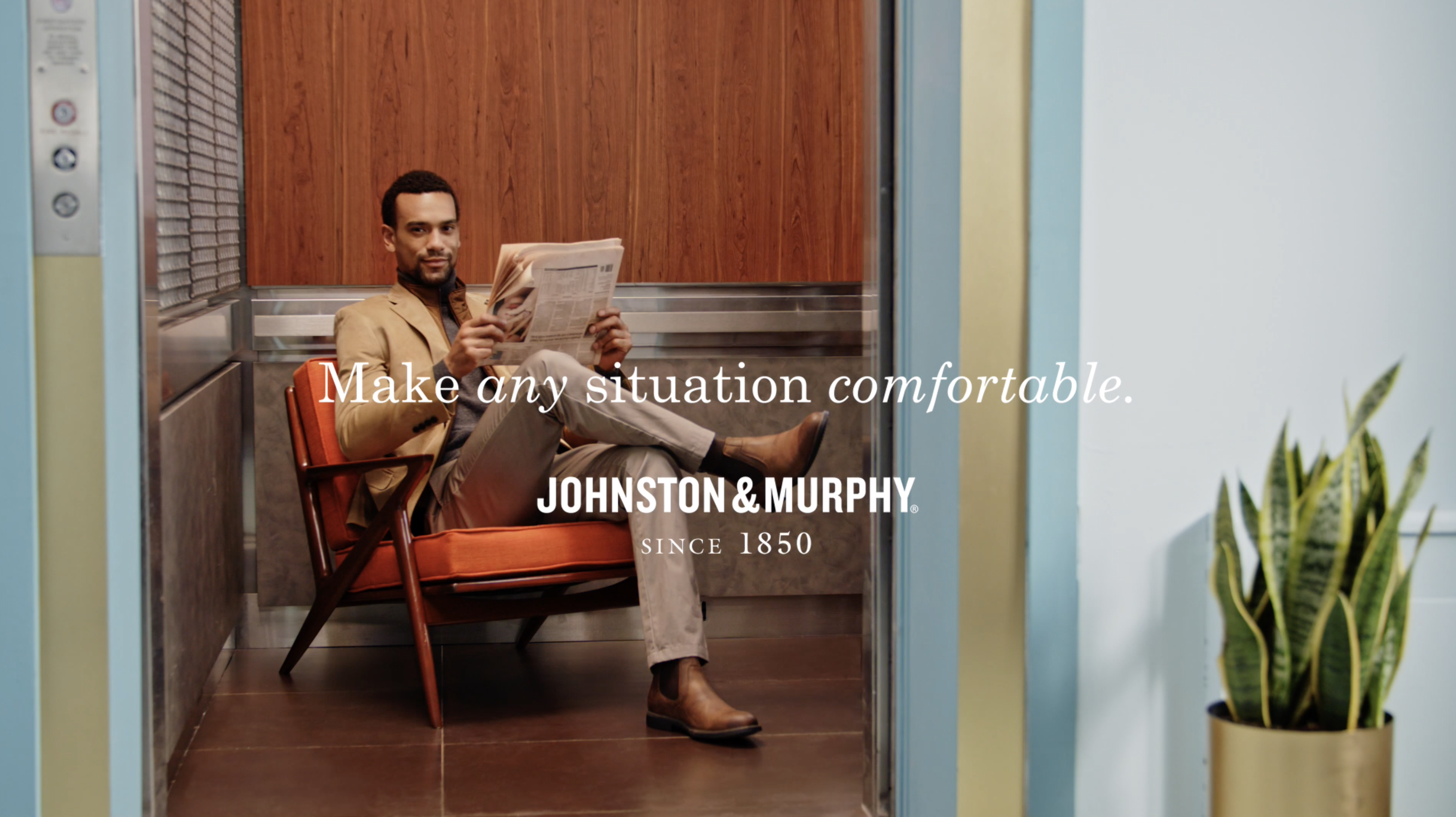 Johnston & Murphy Fall 2019 Ad Campaign by Yard