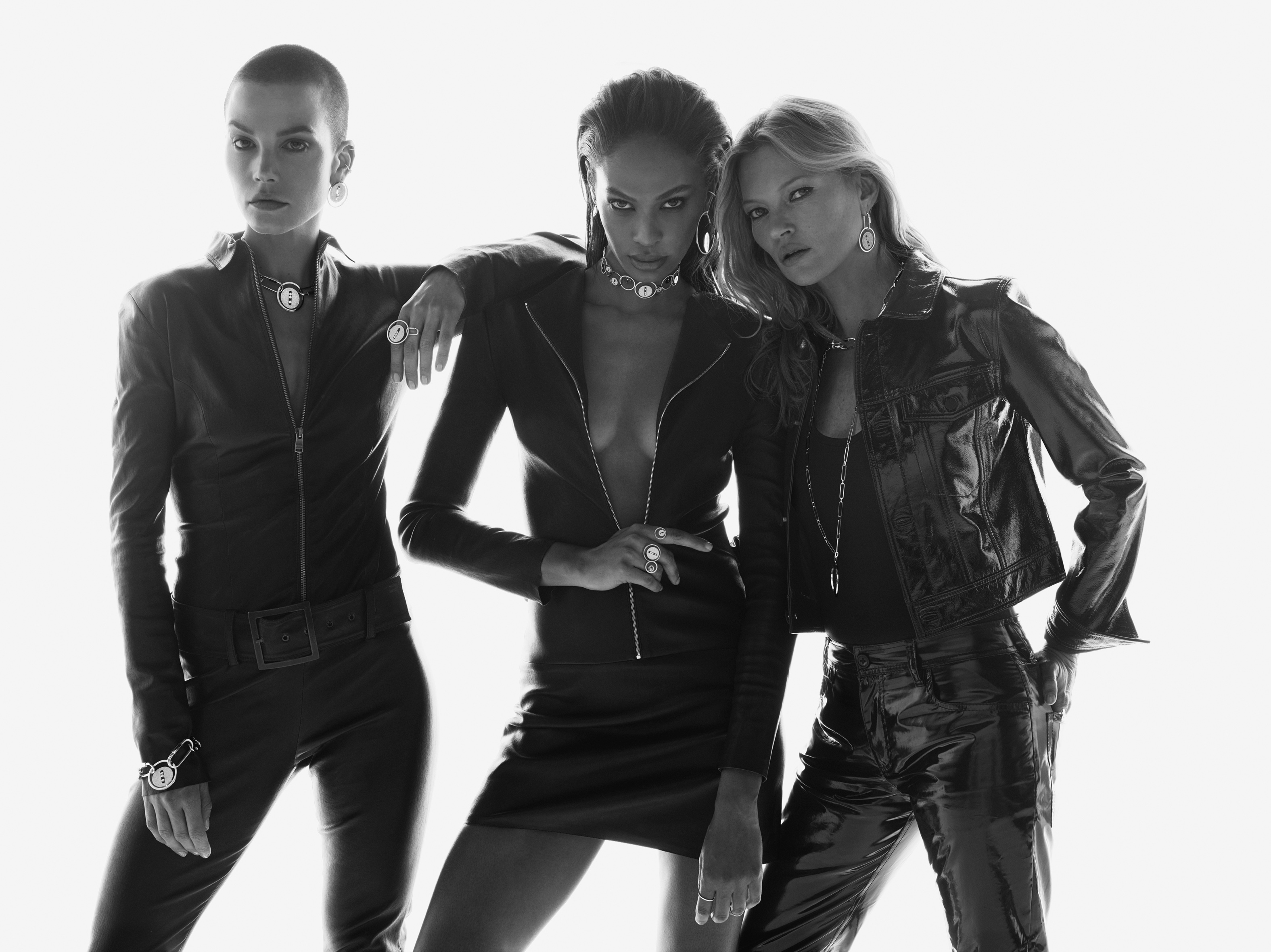 Messika Fall 2019 Ad Campaign by Mert and Marcus