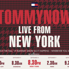 Watch TommyNow starring TommyXZendaya Fall 2019 Runway Show Live from New York
