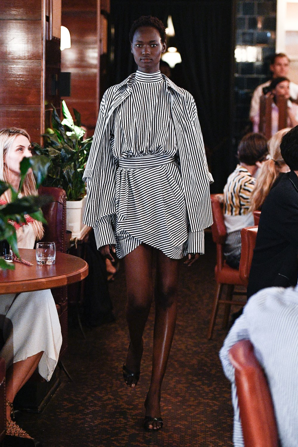 Matthew Adams Dolan Spring 2020 Fashion Show