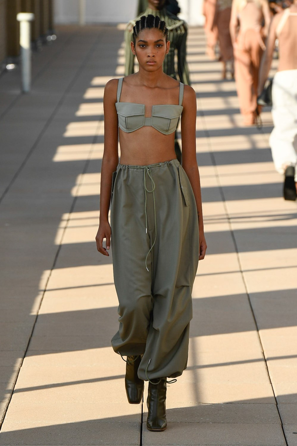 Dion Lee Spring 2020 Fashion Show