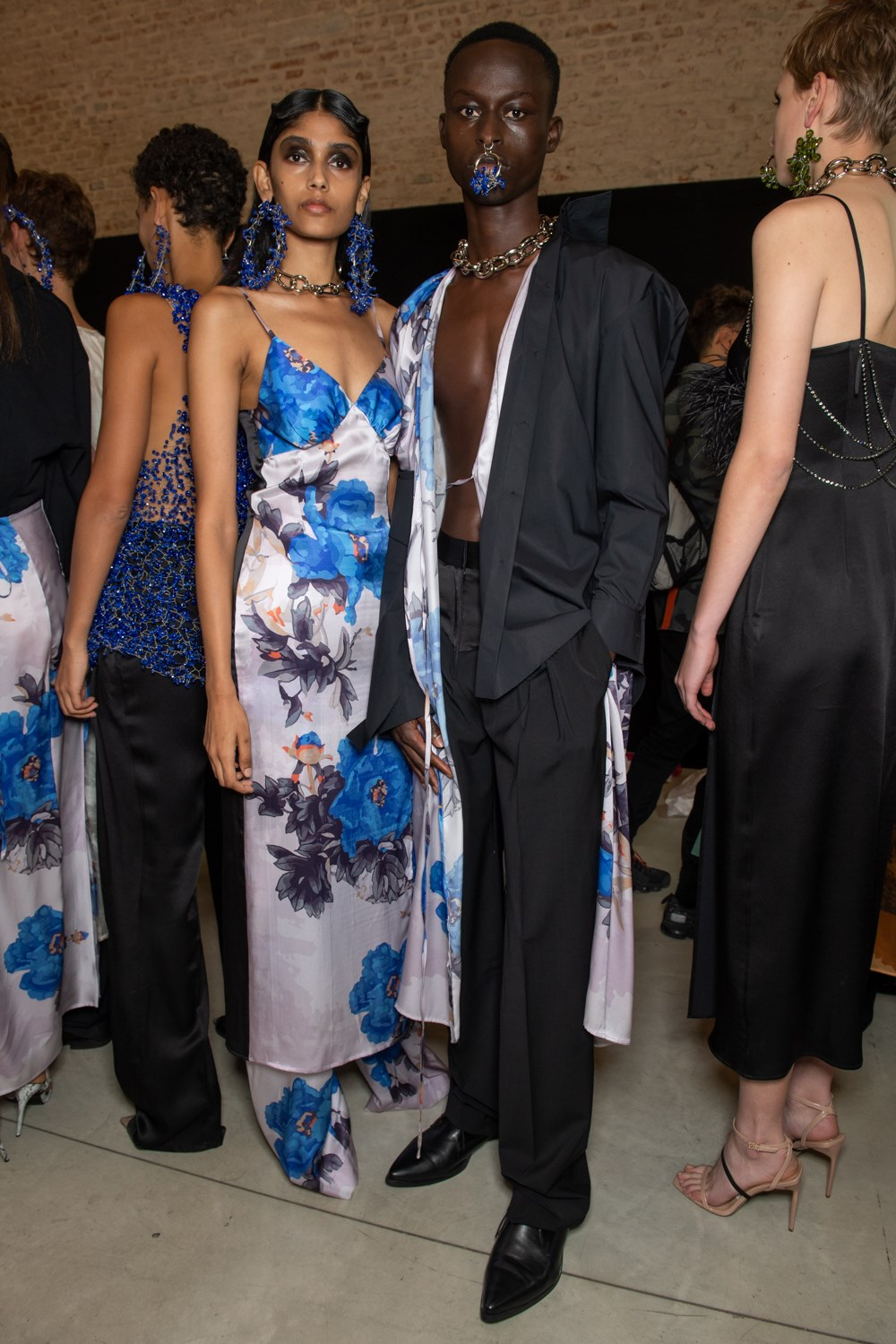 Act N 1 Spring 2020 Fashion Show Backstage