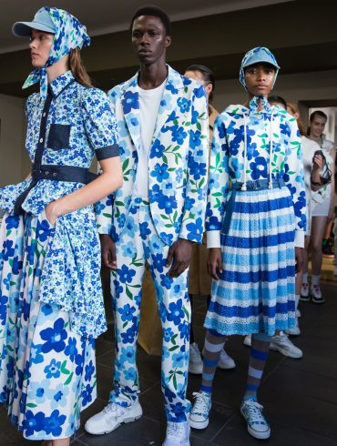 United Colors Of Benetton Spring 2020 Fashion Show Backstage