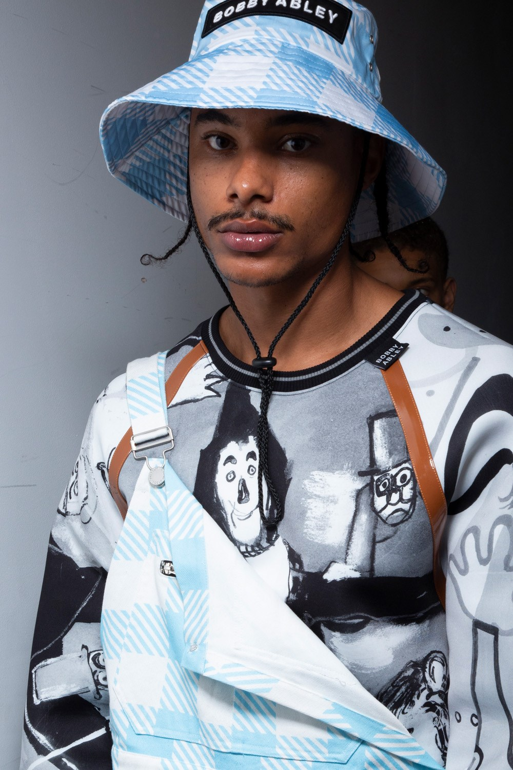 Bobby Abley Spring 2020 Fashion Show Backstage