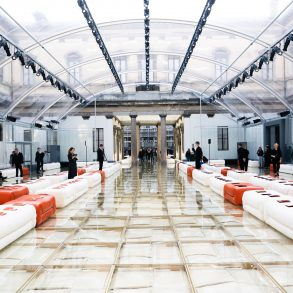 Bottega Veneta Spring 2020 Fashion Show Atmosphere