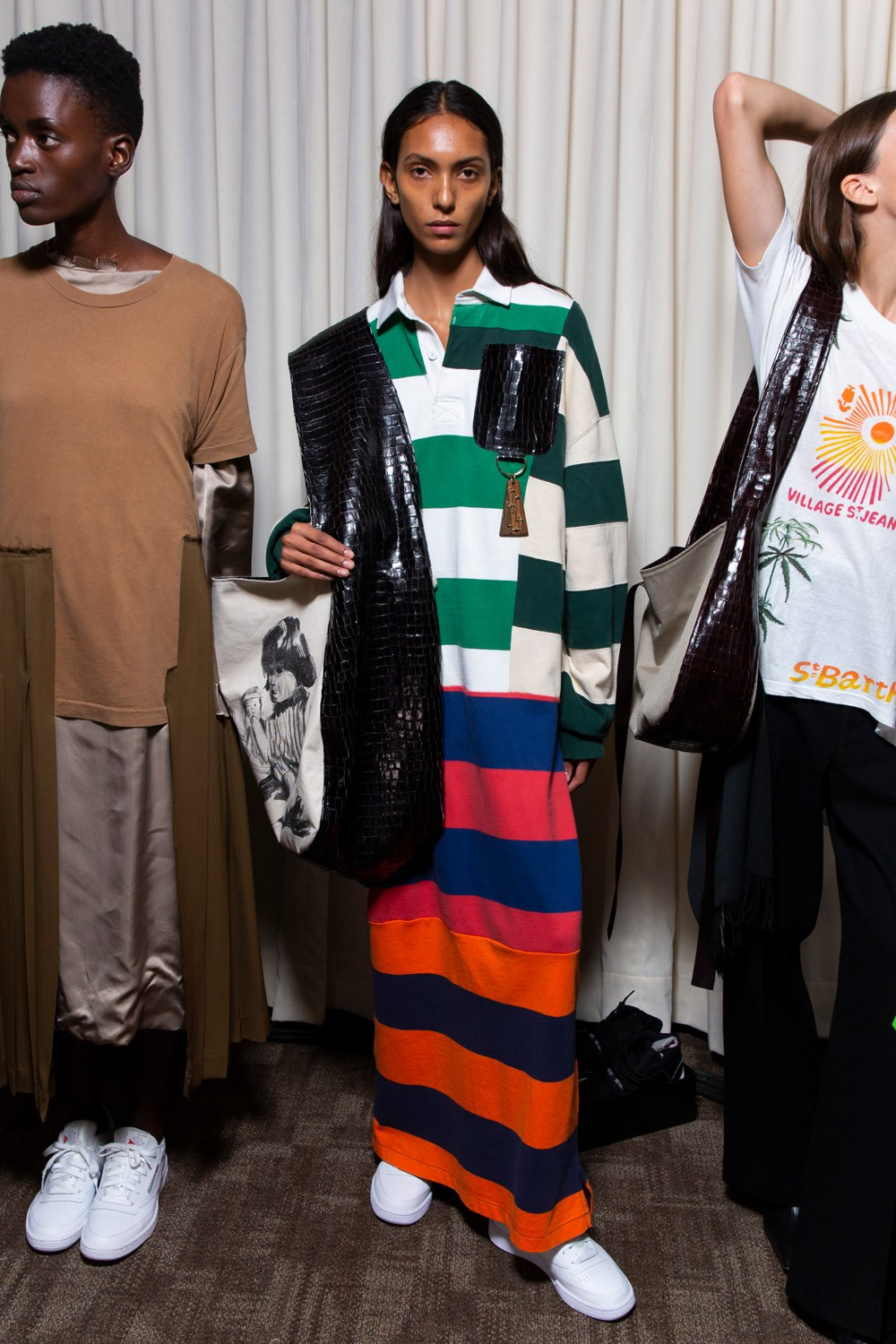 Creatures Of The Wind Spring 2020 Fashion Show Backstage