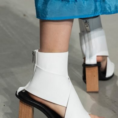 Christian Wijnants Spring 2020 Fashion Show Details