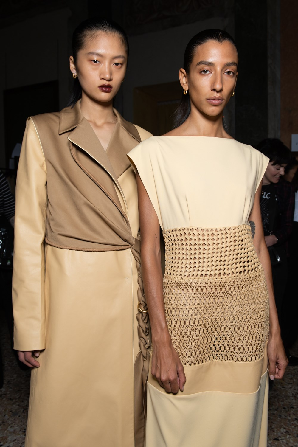 Gabriele Colangelo Spring 2020 Fashion Show Backstage
