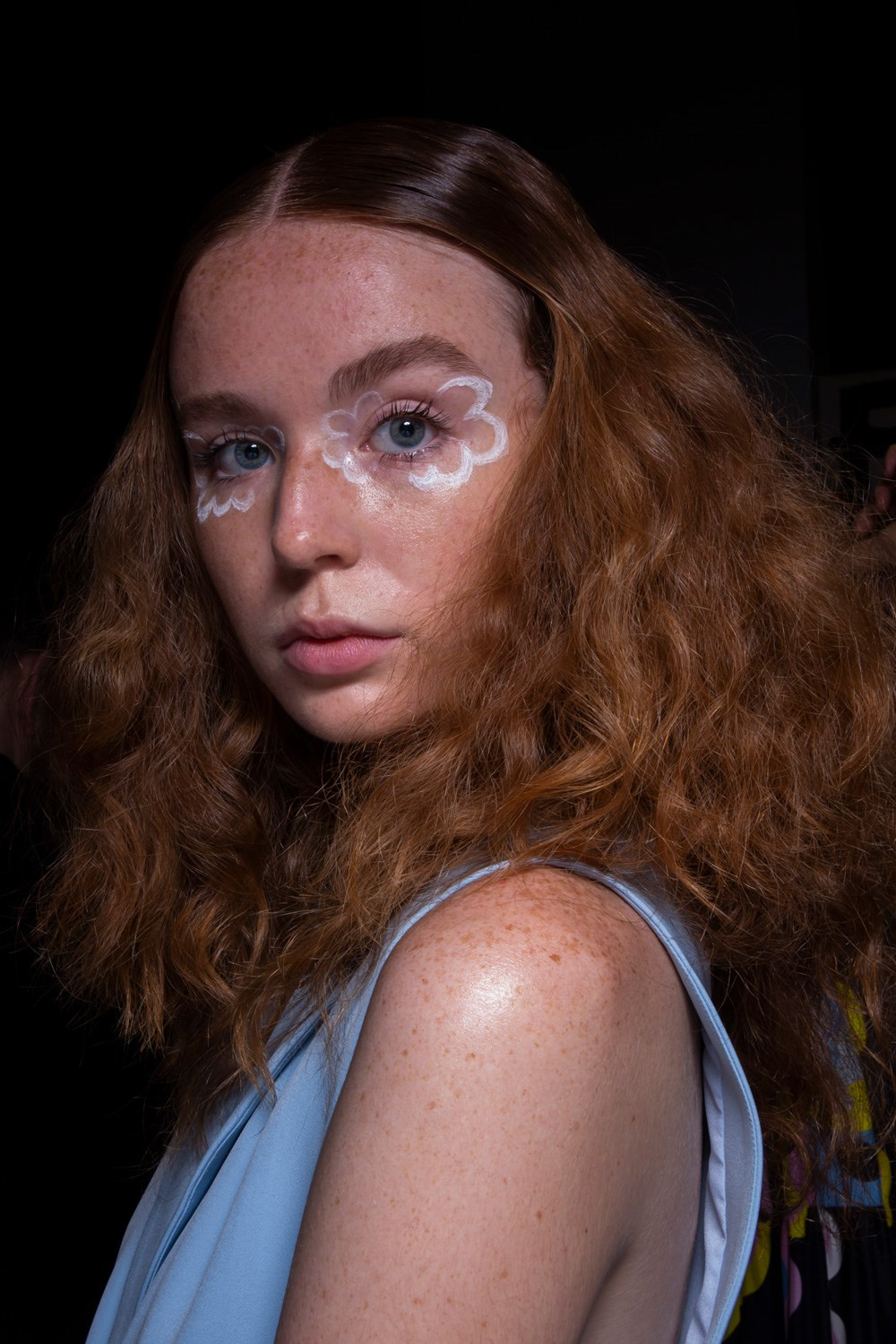 Cynthia Rowley Spring 2020 Fashion Show Backstage