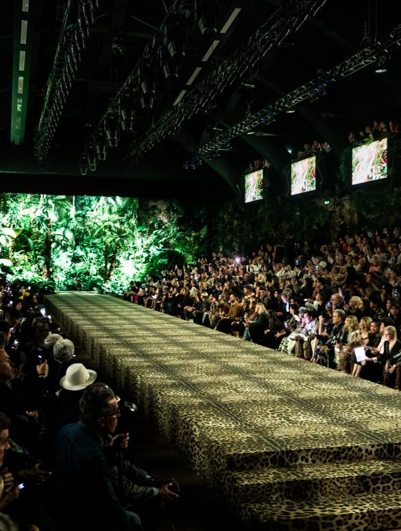 Dolce & Gabbana Spring 2020 Fashion Show Atmosphere