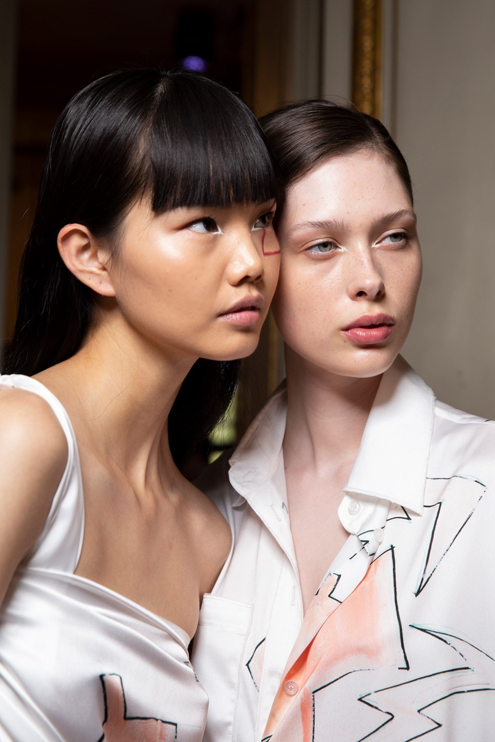 Each X Other Spring 2020 Fashion Show Backstage