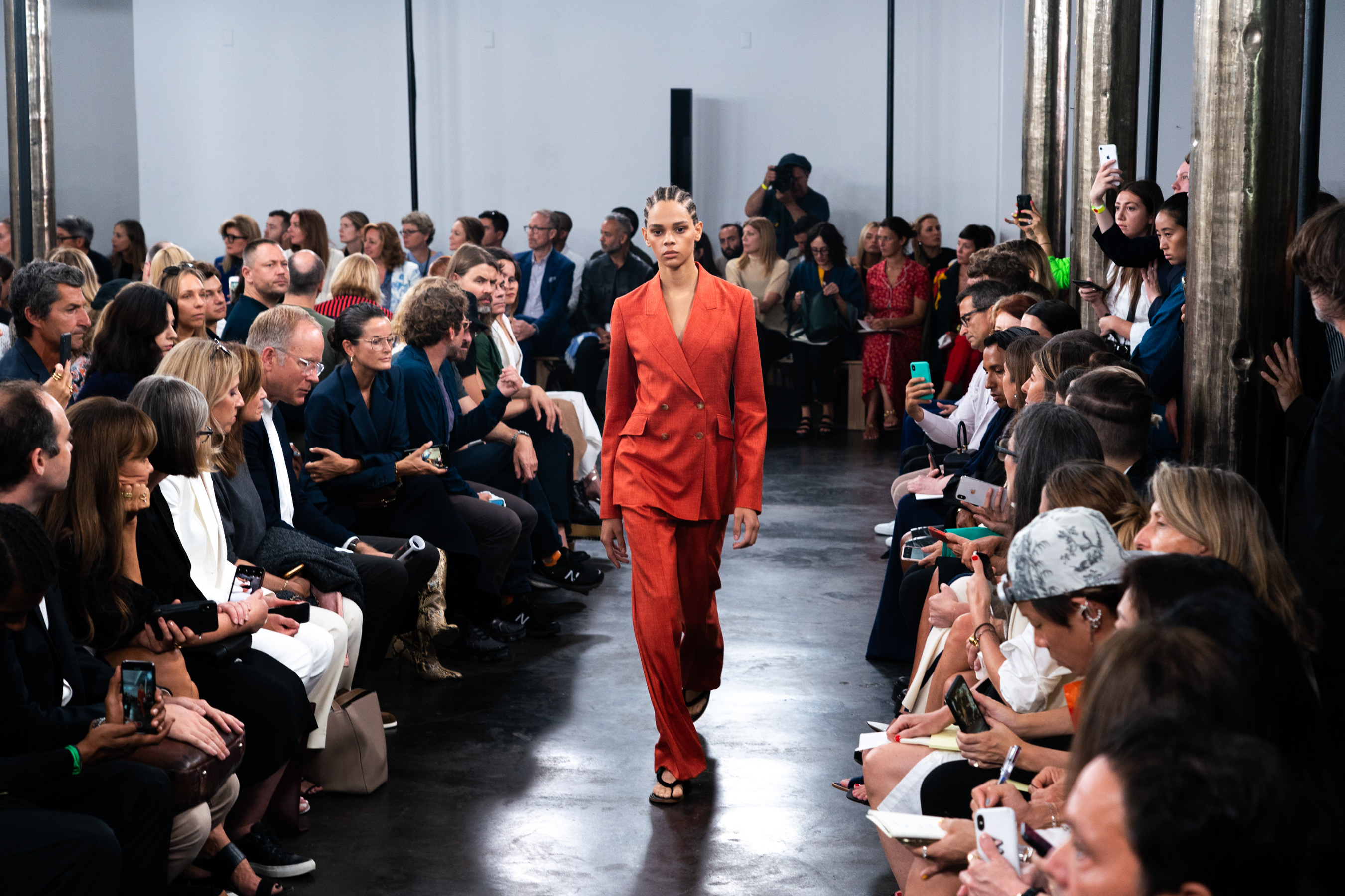 Gabriela Hearst Spring 2020 Fashion Show Atmosphere