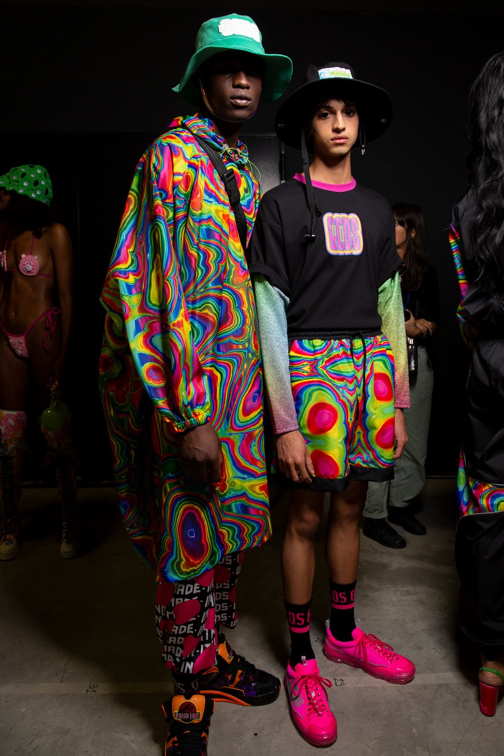 Gcds Spring 2020 Fashion Show Backstage