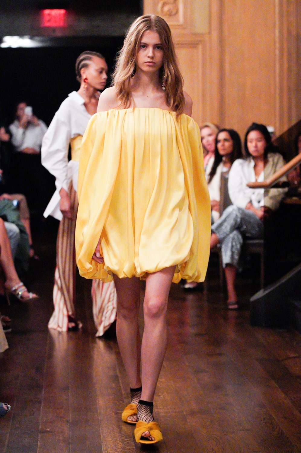 Hellessy Spring 2020 Fashion Show