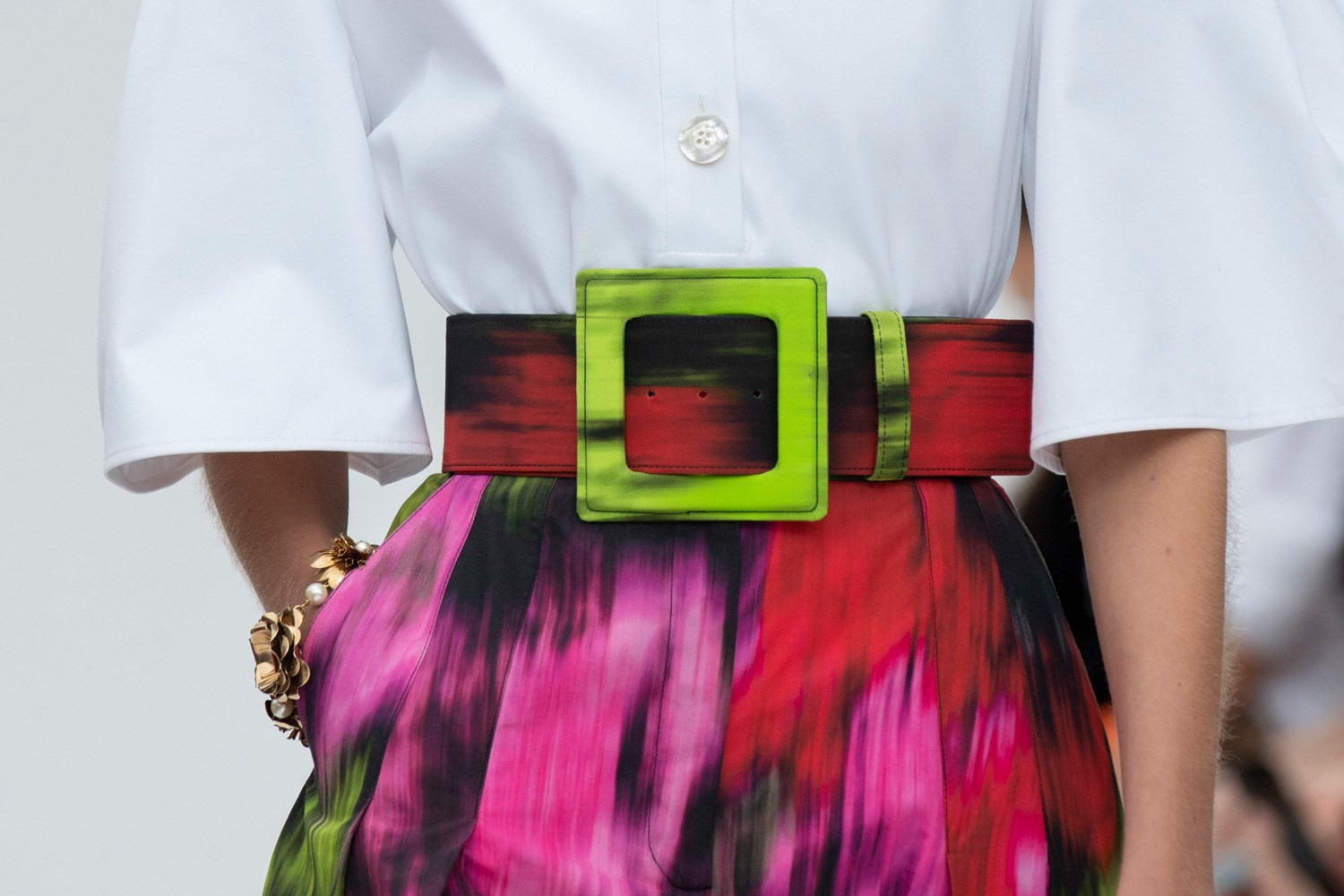 Carolina Herrera Spring 2020 Fashion Show Details