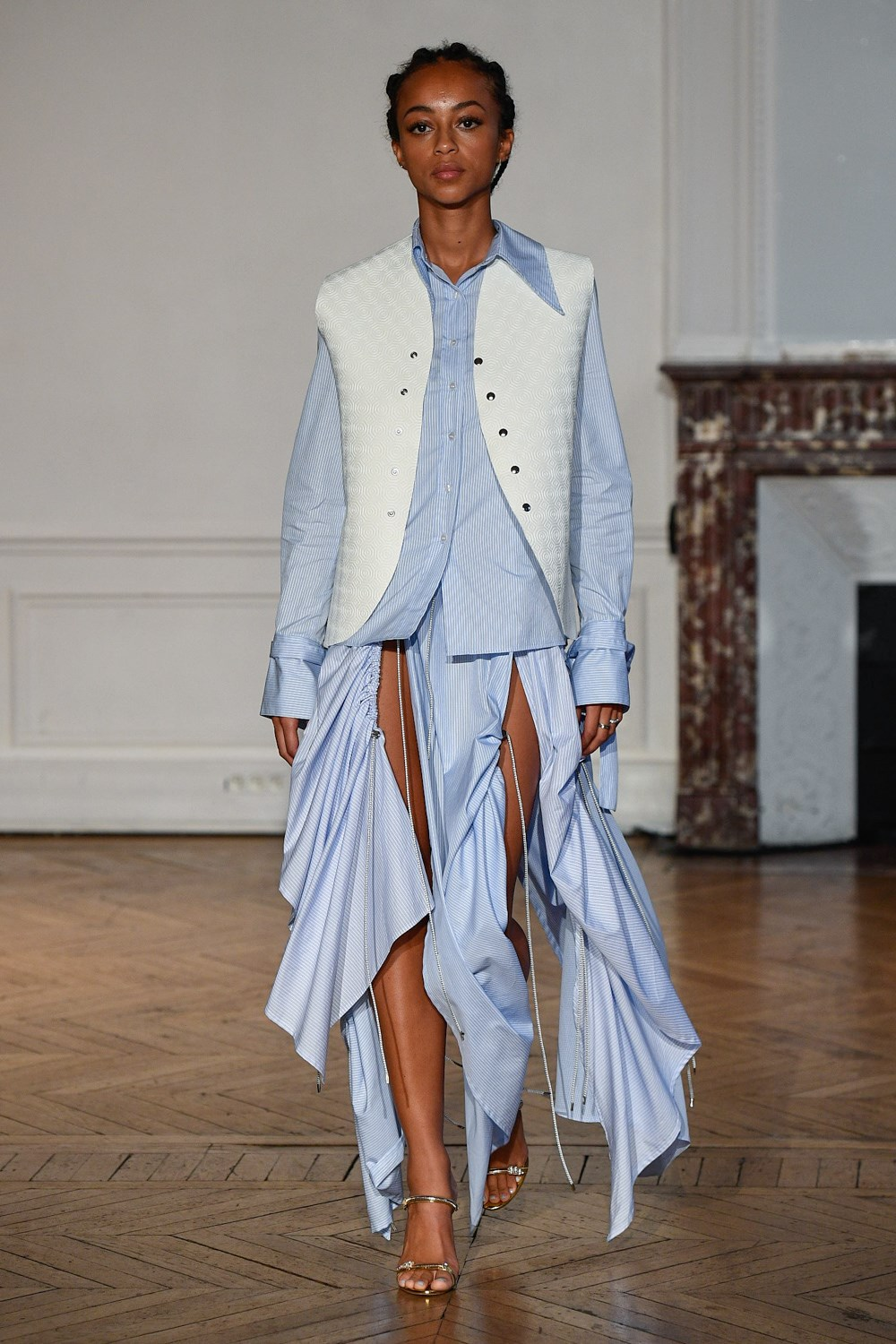 Redemption, Y/Project, Mugler, Afterhomework Spring 2020 Fashion Shows Review