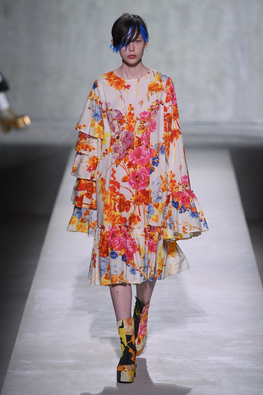 Dries Van Noten Spring 2020 Fashion Show