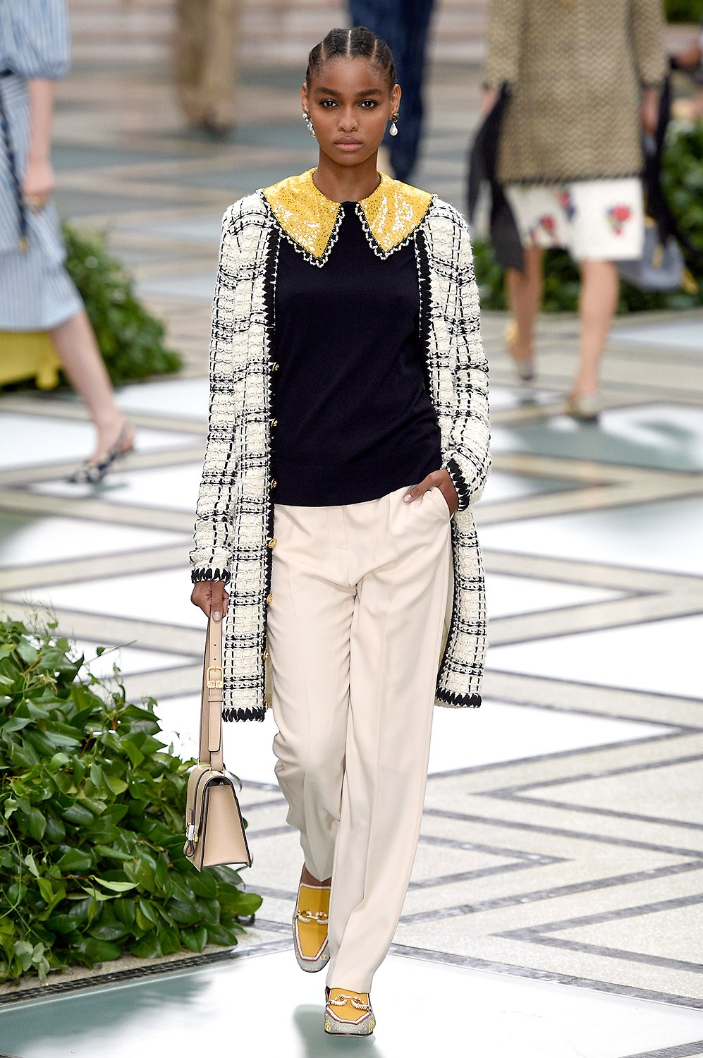 Tory Burch Spring 2020 Fashion Show