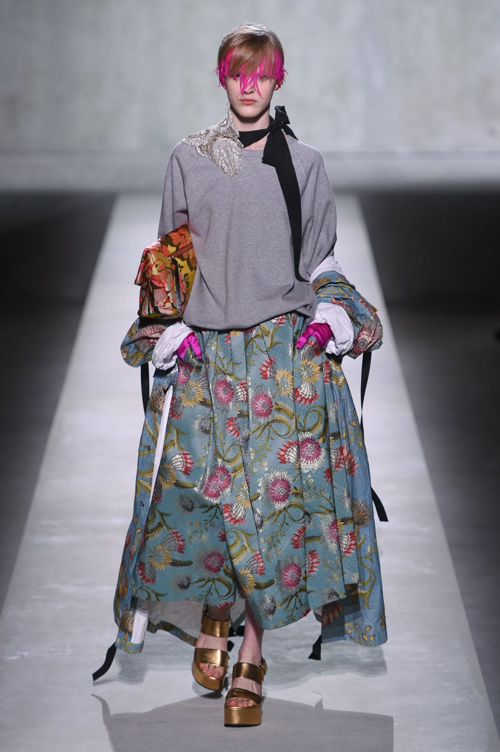 Maison Margiela and Dries Van Noten Spring 2020 Fashion Show Review