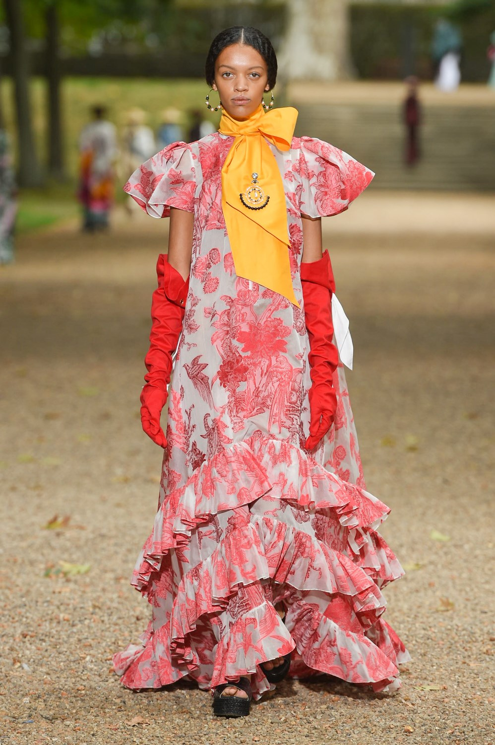 London Top 10 Spring 2020 Fashion Shows