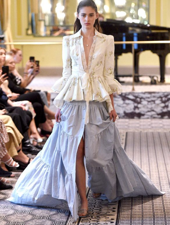 Brock Collection Spring 2020 Fashion Show