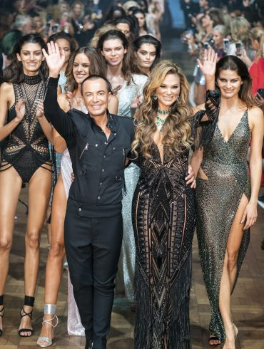 Julien Macdonald Presents Julien X Spring 2020 Fashion Show Atmosphere