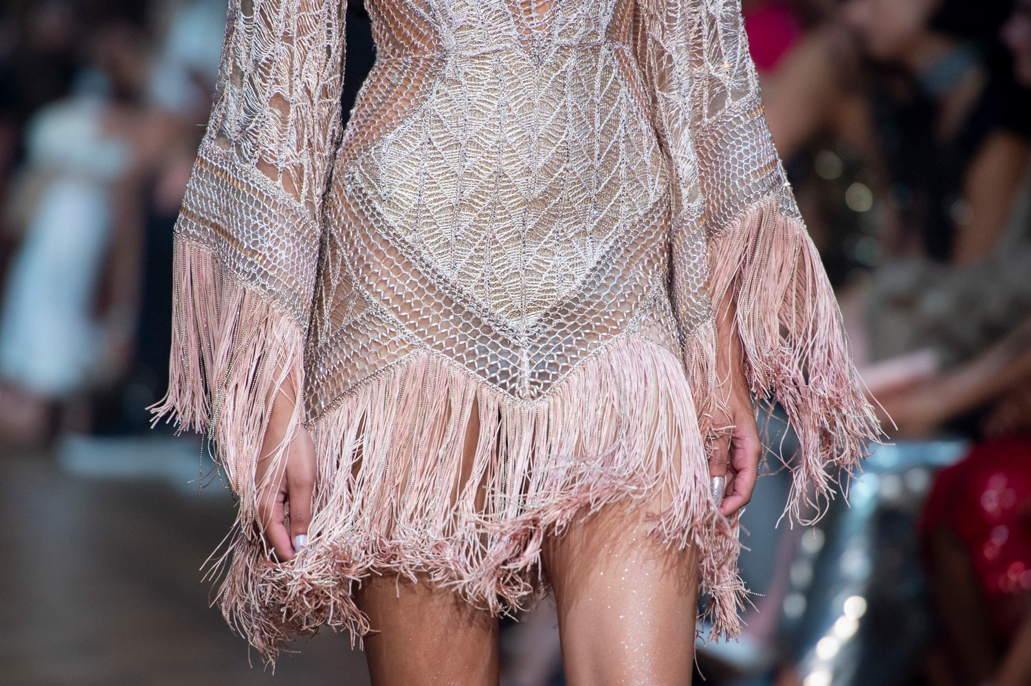 Julien Macdonald Presents Julien X Gabriela Spring 2020 Fashion Show Details