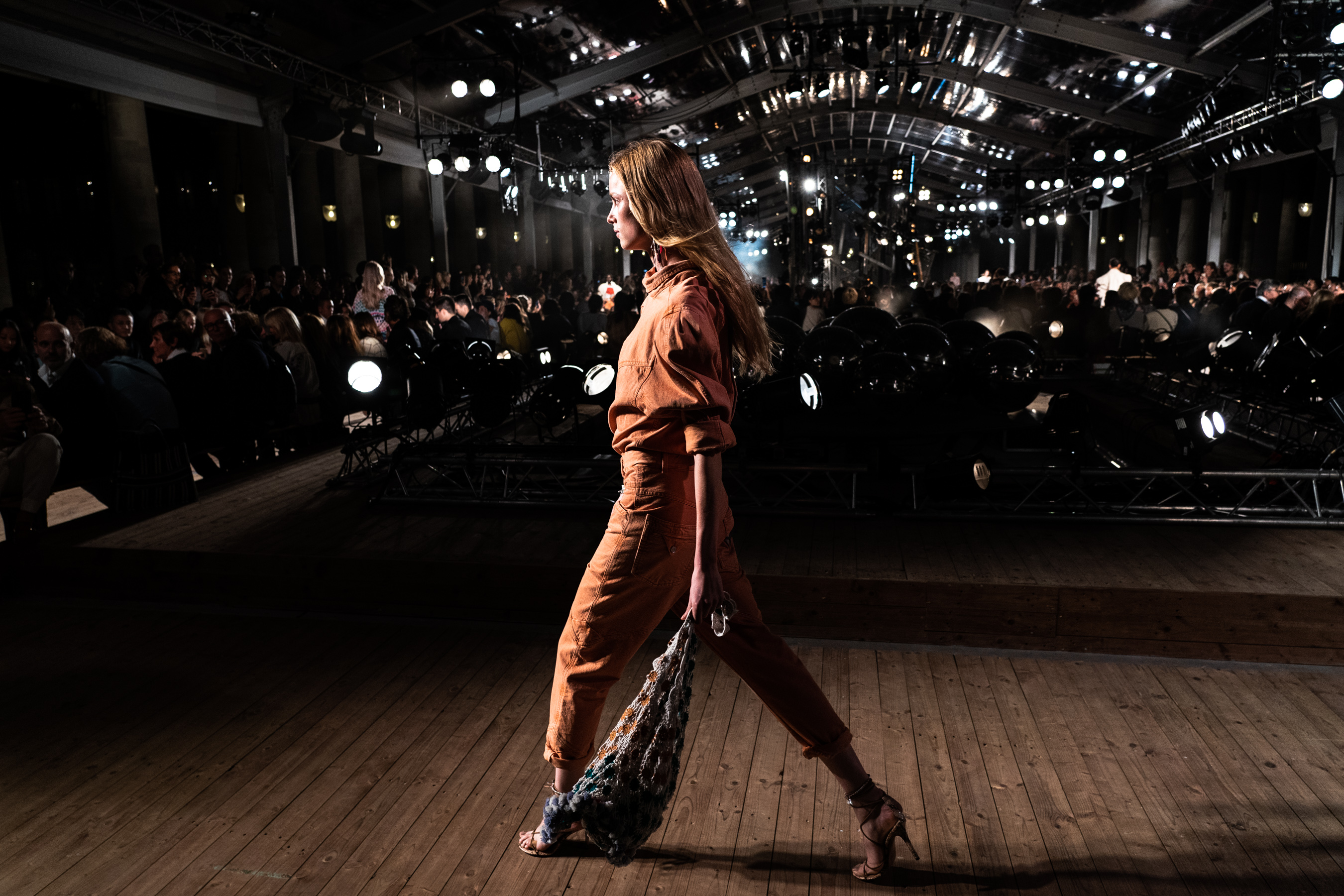 Isabel Marant Spring 2020 Fashion Show Atmosphere