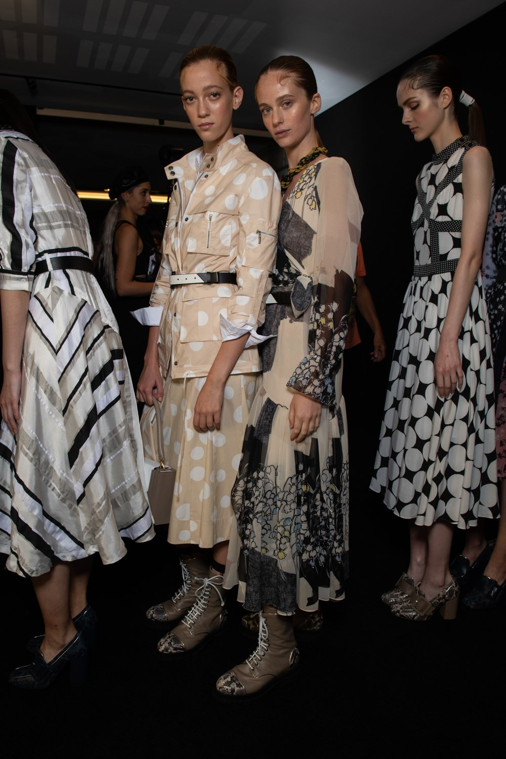 Maryling Spring 2020 Fashion Show Backstage