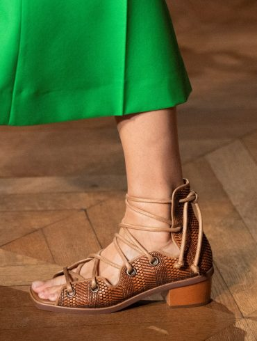 Stella Mccartney Spring 2020 Fashion Show Details