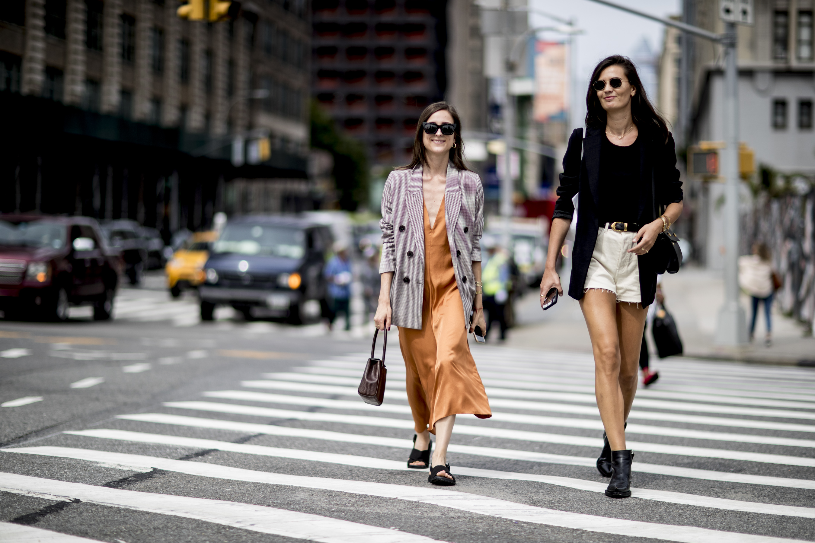 New York Street Style Spring 2020 Day 1