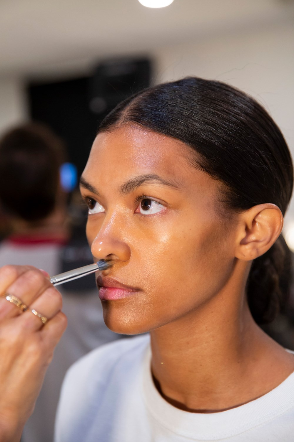 Noon By Noor Spring 2020 Fashion Show Backstage