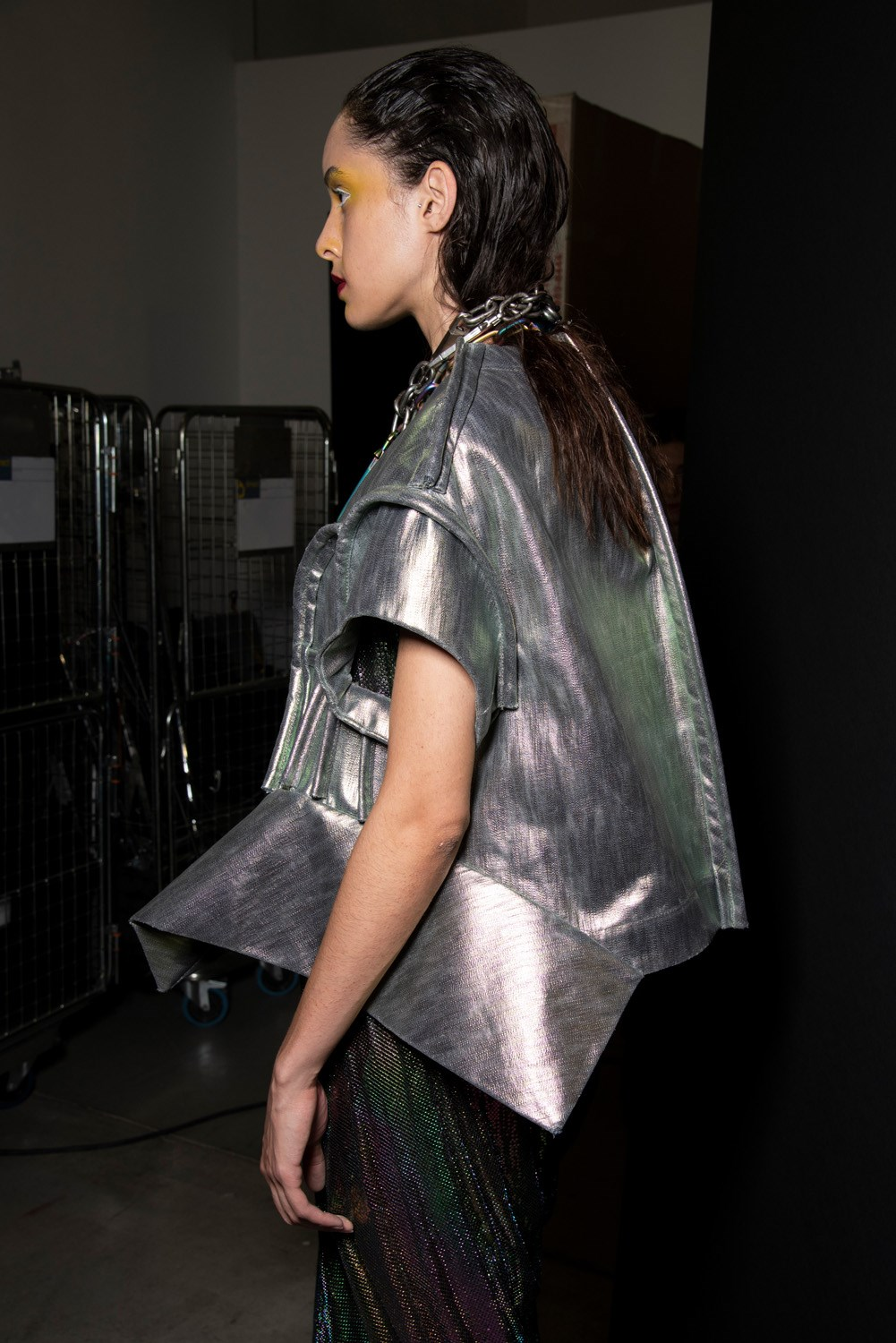 Rick Owens Spring 2020 Fashion Show Backstage