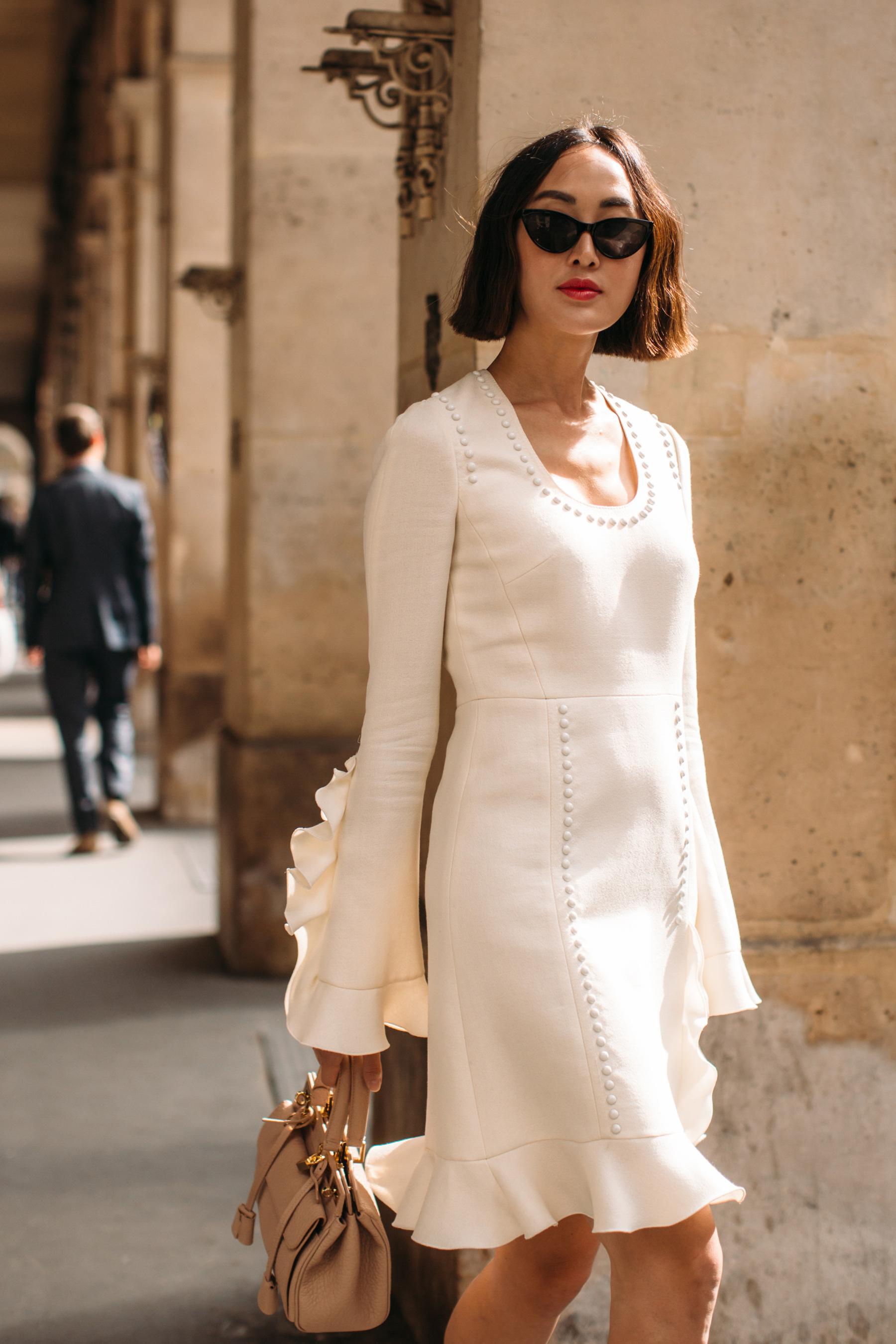 Paris Street Style Spring 2020 Day