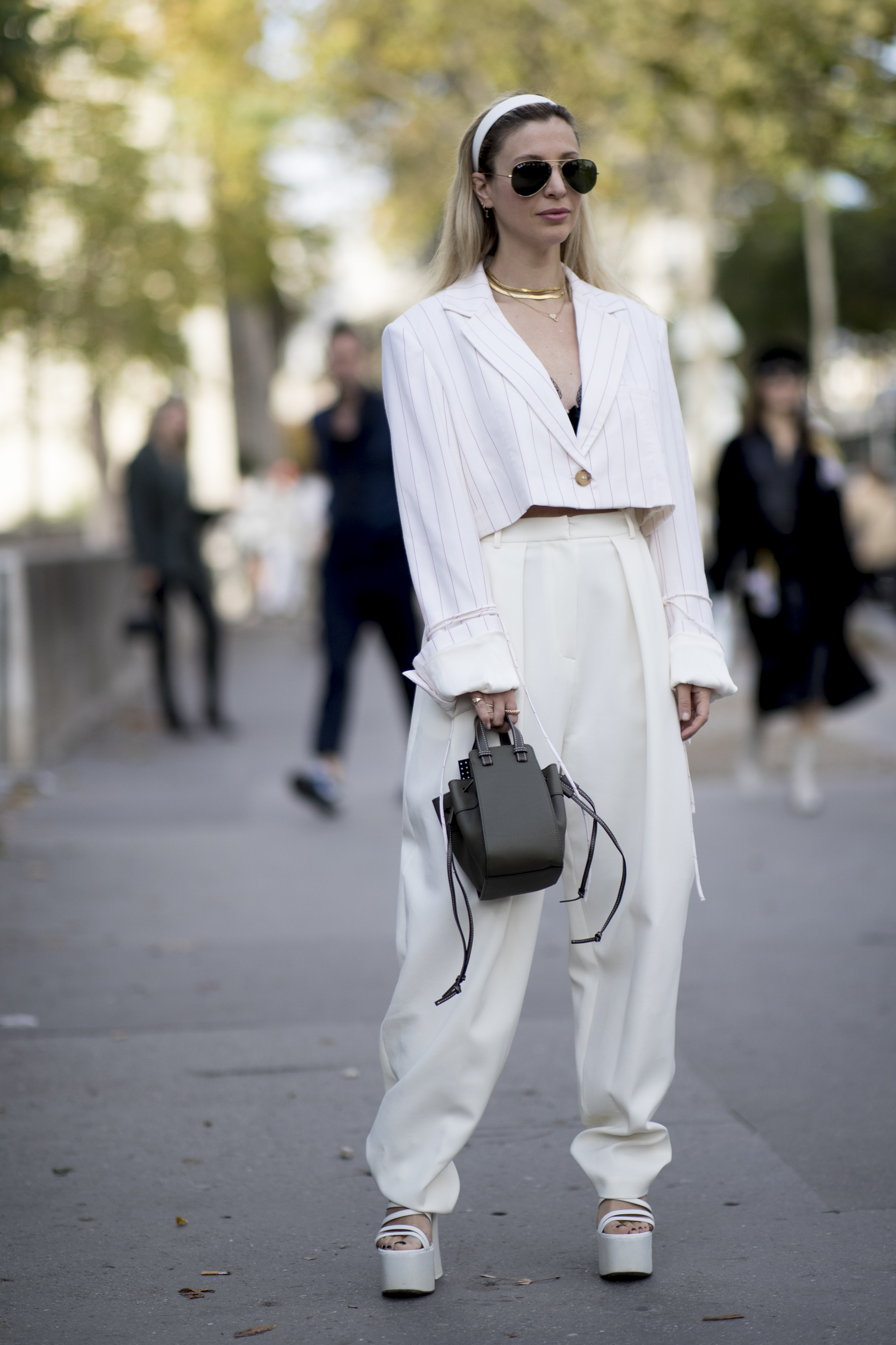 Paris Street Style Spring 2020 More From DAY 5