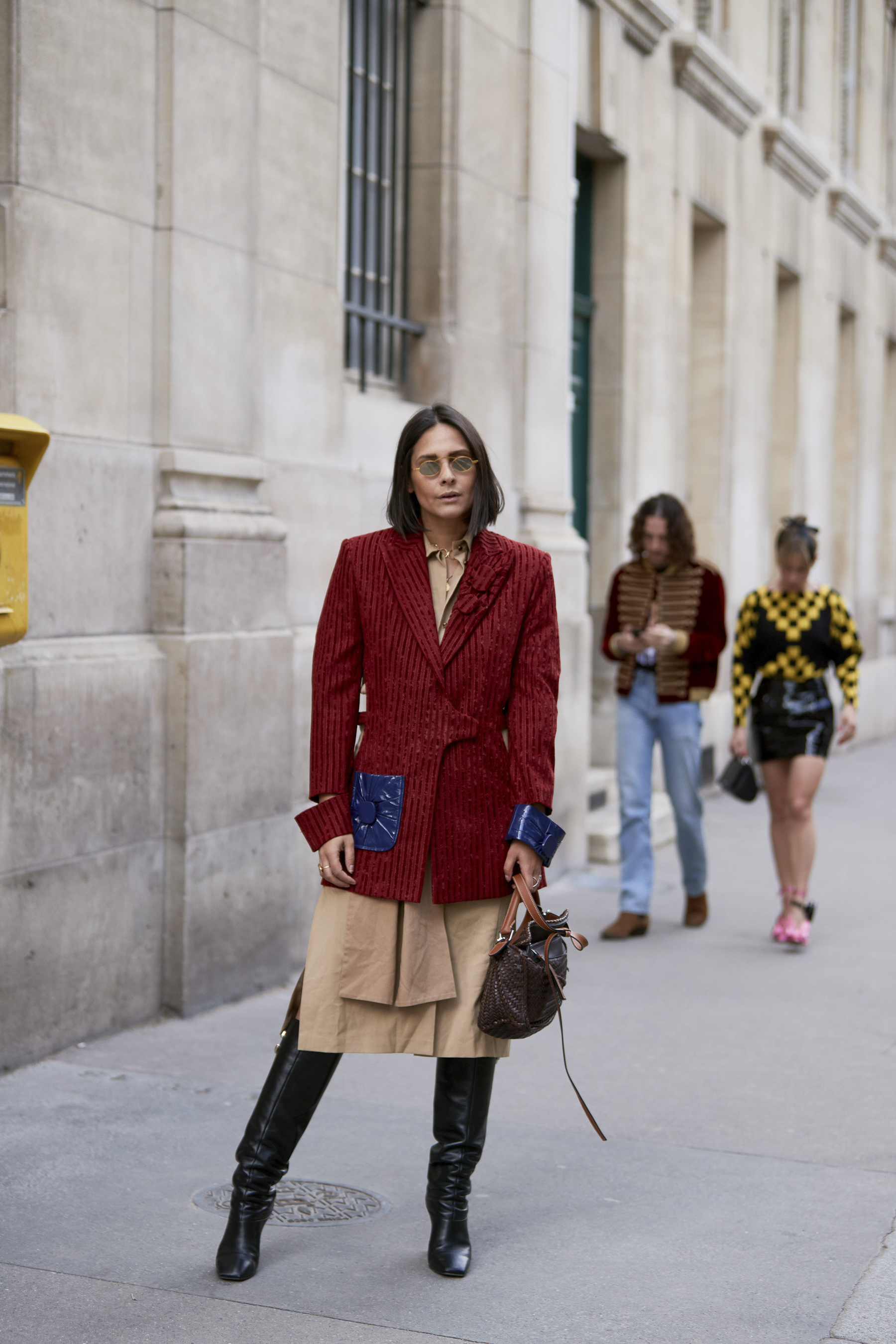 Paris Street Style Spring 2020 Even More from Day 5