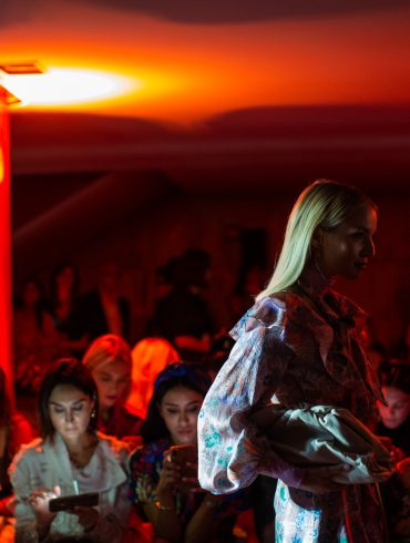 Peter Pilotto Spring 2020 Fashion Show Atmosphere