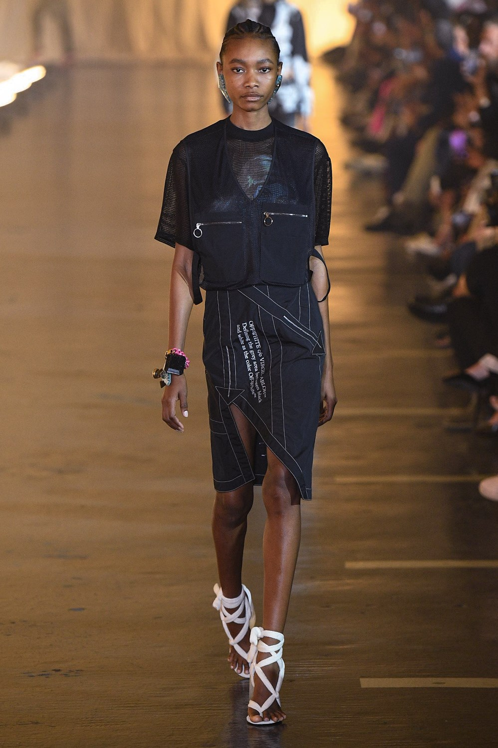 Rick Owens, Off-White, Isabel Marant, Roger Vivier Spring 2020 Fashion Shows Review