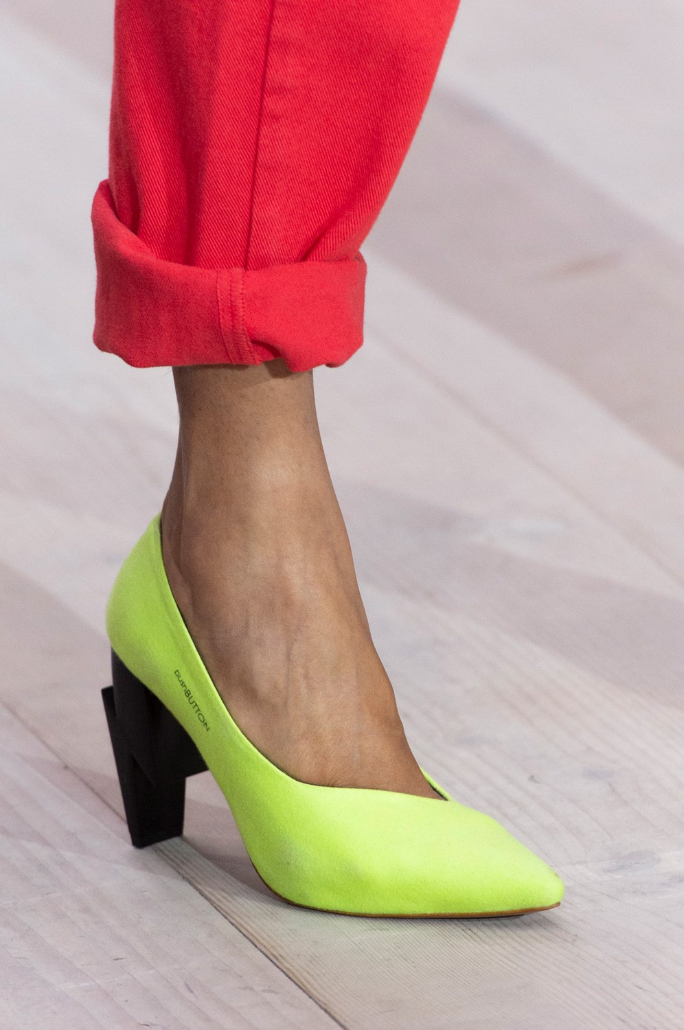 Pushbutton Spring 2020 Fashion Show Details