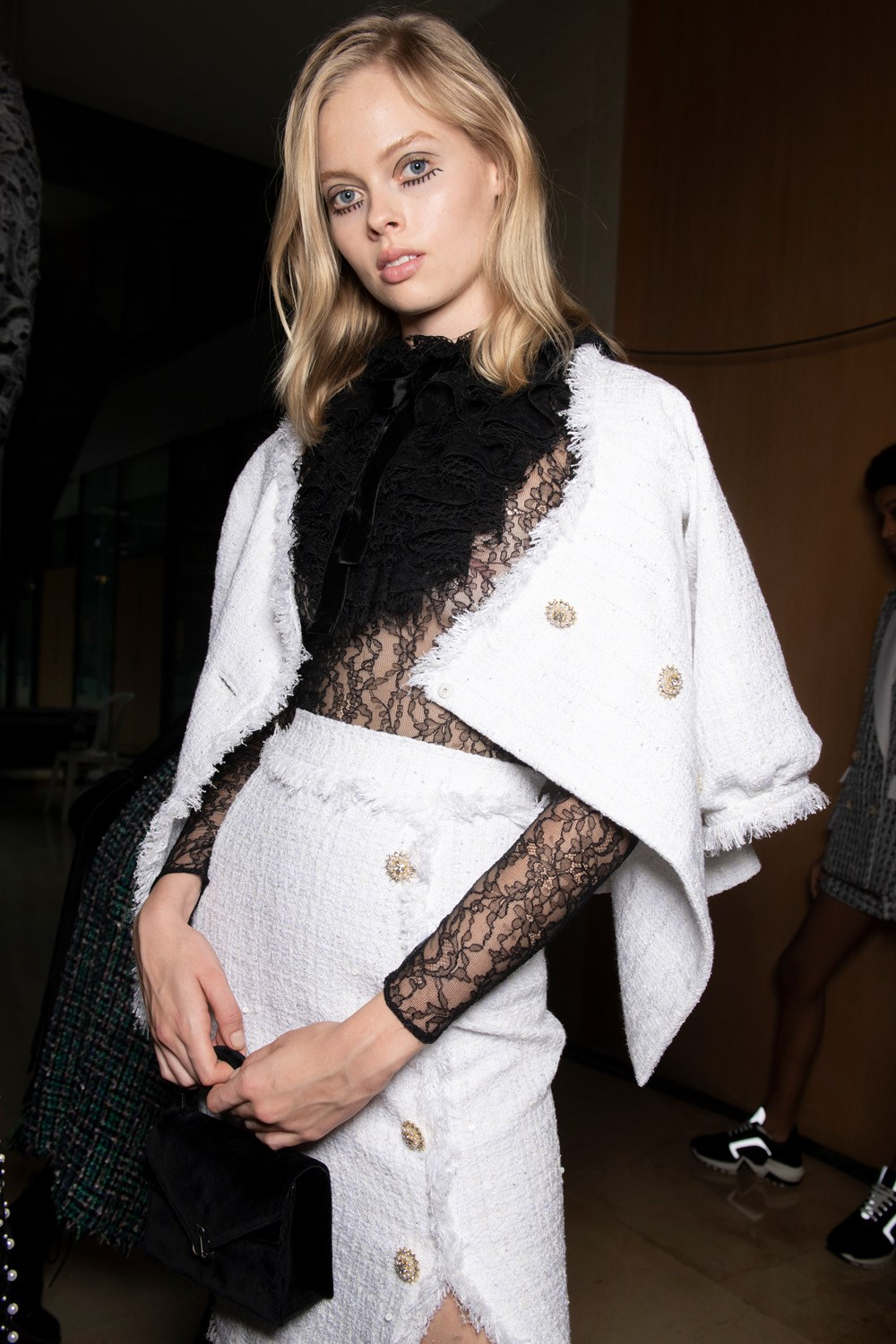 Ralph & Russo Spring 2020 Fashion Show Backstage