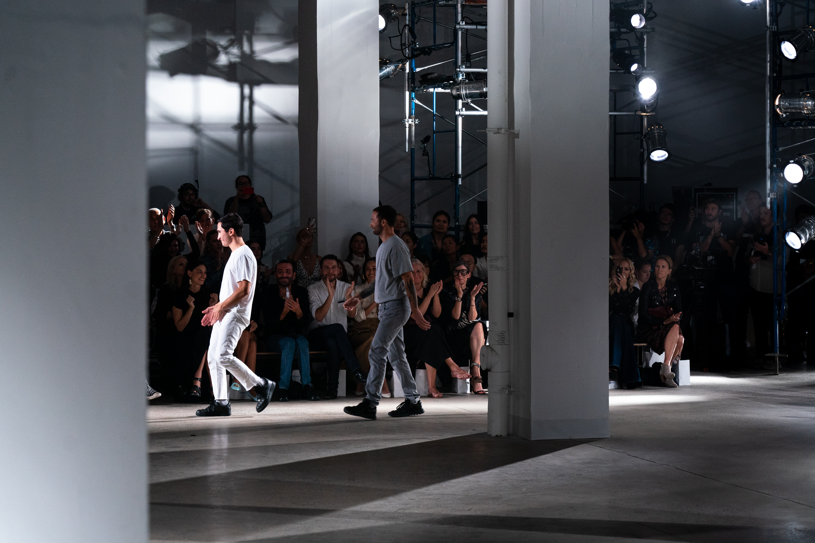 Proenza Schouler Spring 2020 Fashion Show Atmosphere
