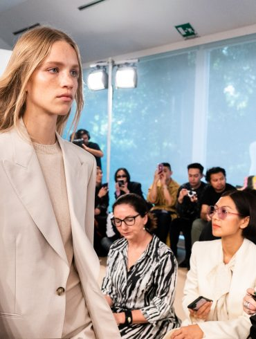 Tod S Spring 2020 Fashion Show Atmosphere