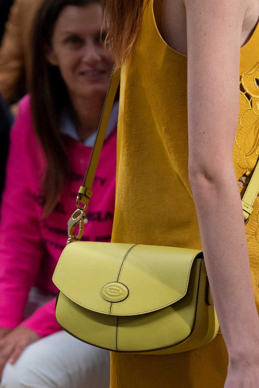 Tod's Spring 2020 Fashion Show Details