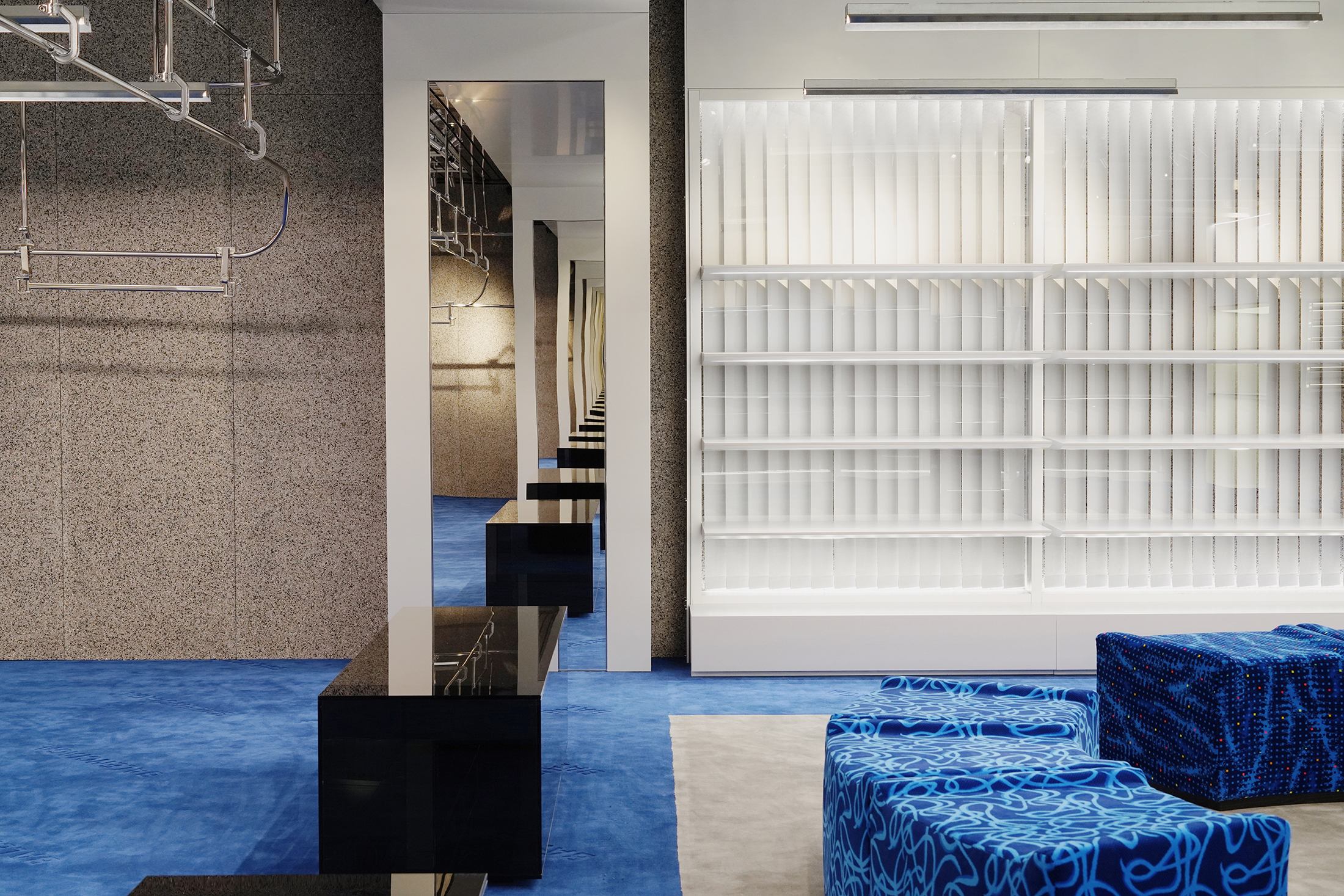 Balenciaga Redesigned Las Vegas Forums Shop Opens