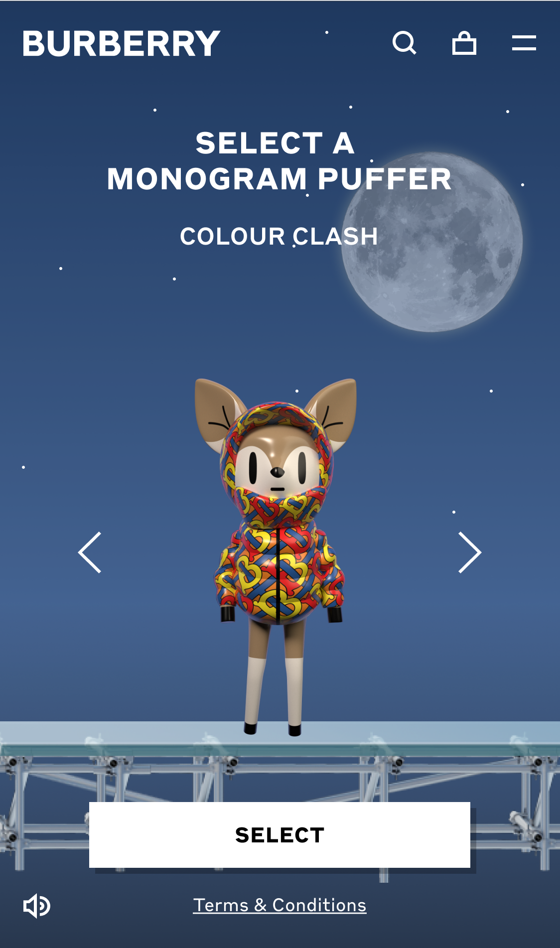 Burberry Launches Its First Online Game - B Bounce