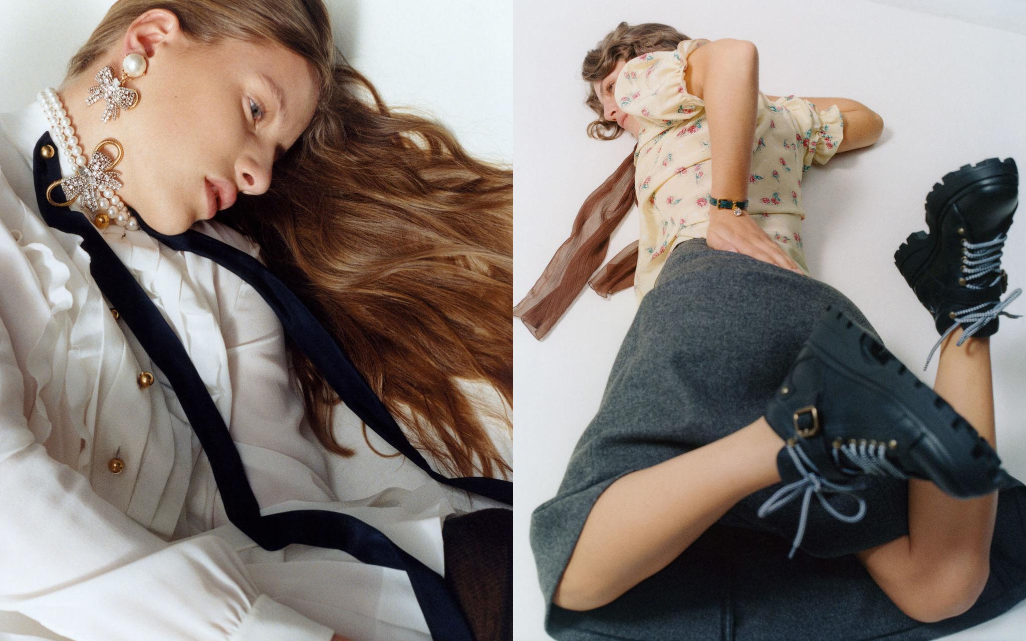 Miu Miu Shift Viewpoints Project by Lotta Volkova & Senta Simond