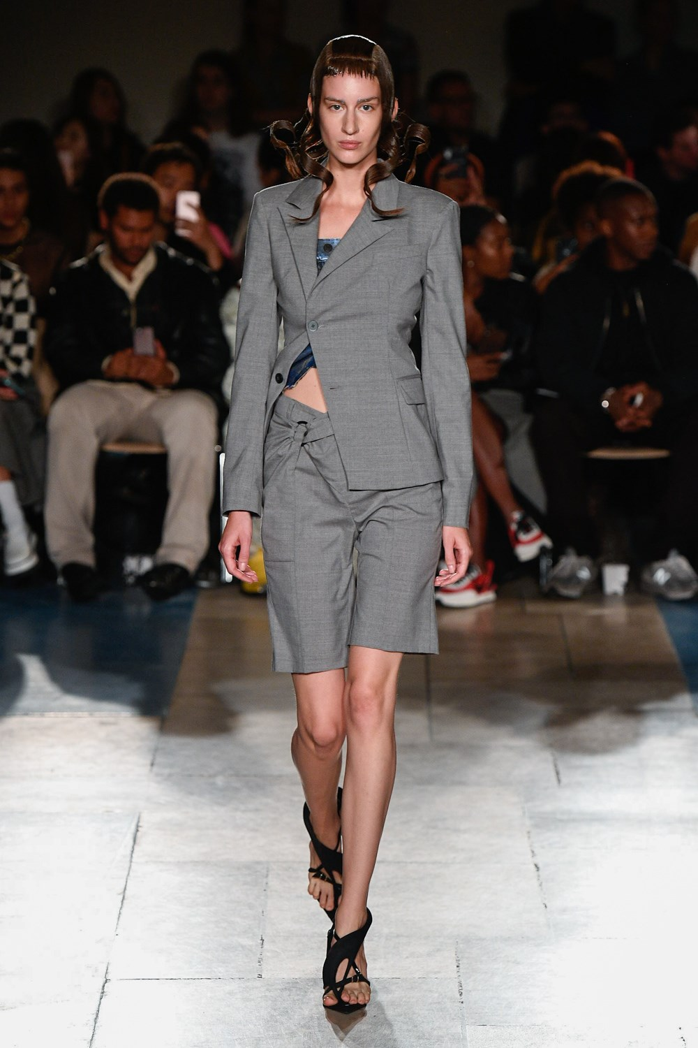 Shorts Suit Spring 2020 Fashion Trend