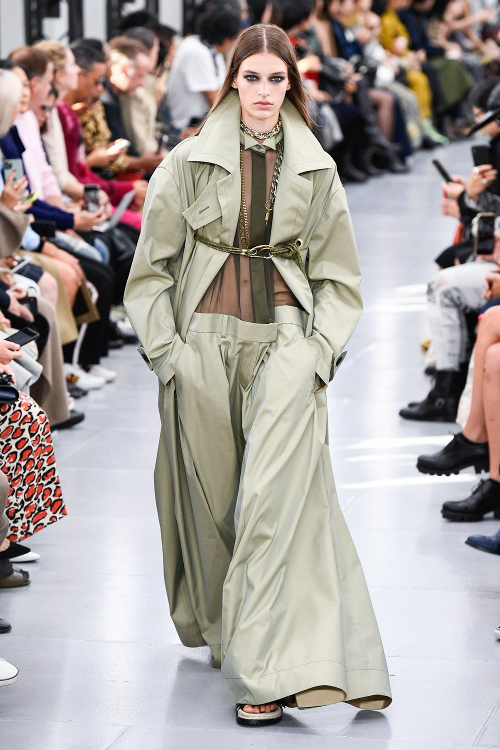 Trenchcoat Spring 2020 RTW Fashion Trend