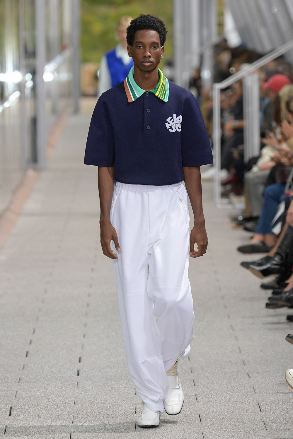 Lacoste Spring 2020 Fashion Show
