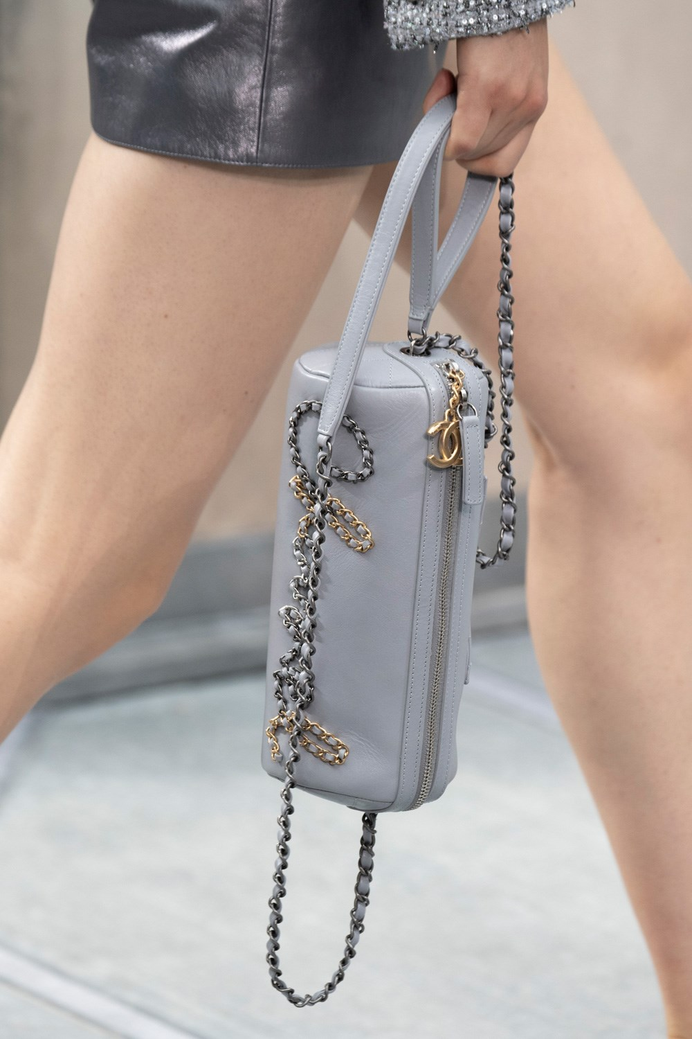 Chanel Spring 2020 Fashion Show Details